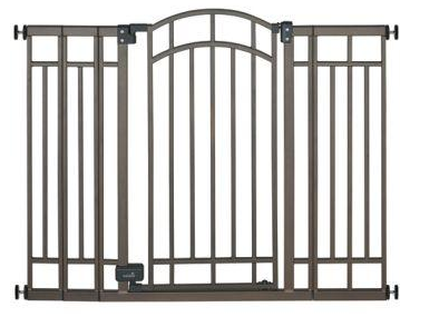 Summer Infant's Stylish  Secure Gate:the baby gate