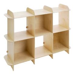 The New Offi Ply-Grid Shelves