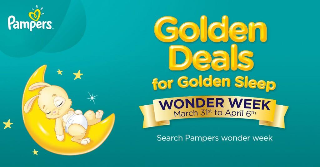 Top Tips to Bulk Buy Pampers Wonder Week Successfully