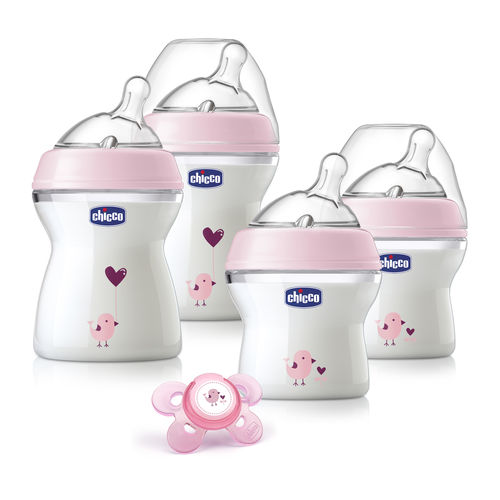 The Chicco NaturalFit Bottles
