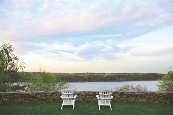 Over the moon: Just relax in the Hudson River Valley