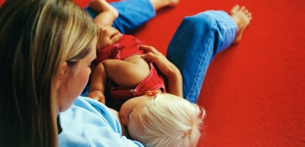 Some myths about breastfeeding toddlers