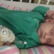 After Sydney GP's 'prescription error'  ,Baby Grace 'drunk on reflux medication'