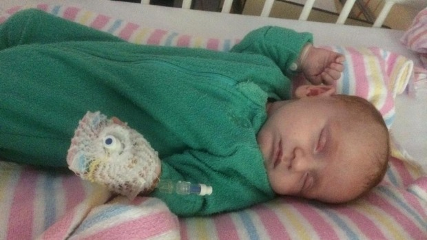After Sydney GP's 'prescription error'  ,Baby Grace 'drunk on reflux medication'