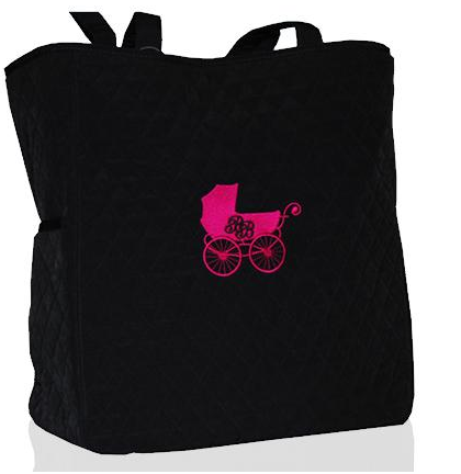 Babytime Bags  do a great job packing you up for one of the most important days of your life