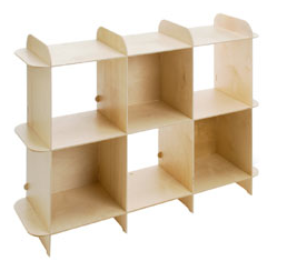 The New Offi Ply-Grid Shelves