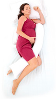 DreamGenii Maternity Body Support and Feeding Pillow For Pregnant women