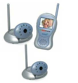 A Hand Held Video Monitor