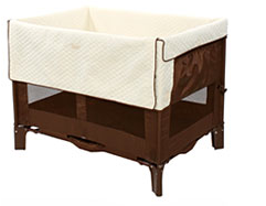 The Original Co-Sleeper(T) brand bassinet Review