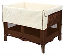 The Original Co-Sleeper(T) brand bassinet Review