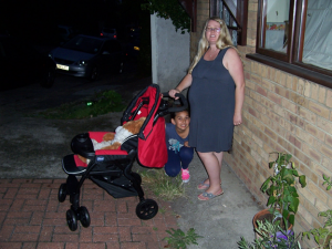 I really like the red colour Chicco Today Travel System