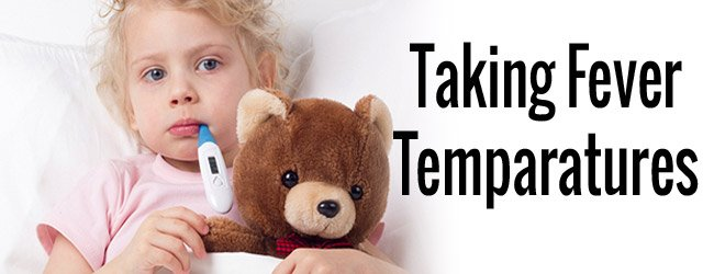 Taking Fever Temperatures: Accuracy and Comparison Guide