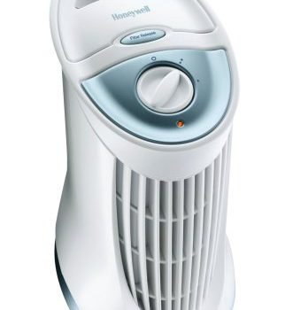 The Honeywell HFD-010 QuietClean Compact Tower Air Purifier