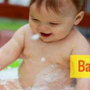 10 TIPS FOR BABY'S BATH TIME