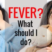MY CHILD HAS A HIGH FEVER