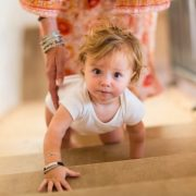 How to encourage and improve your baby's gross motor development skills