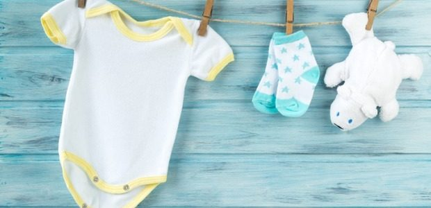 When every baby clothes 'first' becomes a 'last'